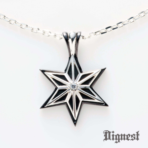 Crystal Star Necklace